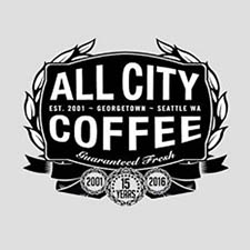 All City Coffee - 1205 S Vale St, (Georgetown)