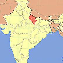 Awadh is a region in central and eastern Uttar Pradesh state, adjacent to the Nepal border.